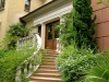 Jager_landscape architecture_kiawah island_entryway planting with native grasses and italian cypress
