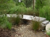 Jager_landscape architecture_kiawah island_native grasses in stone swale