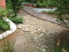 Jager_landscape architecture_kiawah island_rock swale through native plant garden