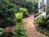 Livingston_custom stone path in native garden