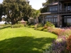Shedlarz_back lawn with flower garden and oak trees.jpg