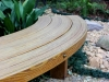 Shedlarz_custom curved wooden bench and rock garden.jpg