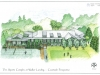 Spring Island Fitness Center_Spring Island South Carolina_landscape architecture_master plan_ perspective of tennis courts and sports field.jpg