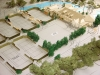 Spring Island Fitness Center_Spring Island South Carolina_landscape architecture_master plan_scaled model_croquet court with tennis courts.jpg